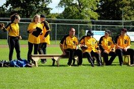 West-Friesland Cup G-honkbal bij The Herons in teken van afscheid