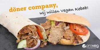 ProVeg start e-mailactie voor vegan kebab