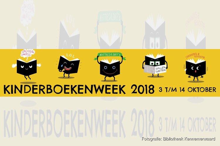 Kom erbij! Vriendschap Kinderboekenweek 2018 - Bibliotheek Kennemerwaard