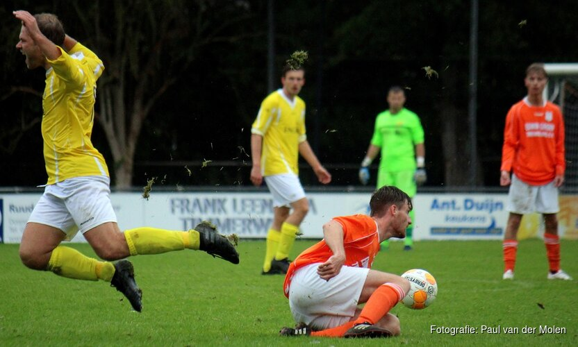 Hugo Boys en Westfriezen in evenwicht (1-1)