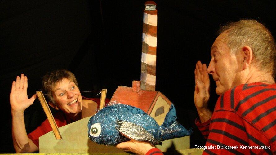 Leuke voorstellingen in de Kinderboekenweek