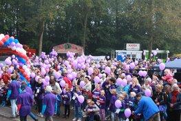 Aankomend weekeinde 6 en 7 oktober vindt de 2e SamenLoop voor Hoop Heerhugowaard plaats in het Rosariumpark