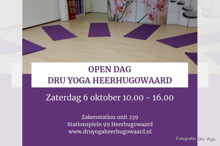 Open dag Dru Yoga Heerhugowaard