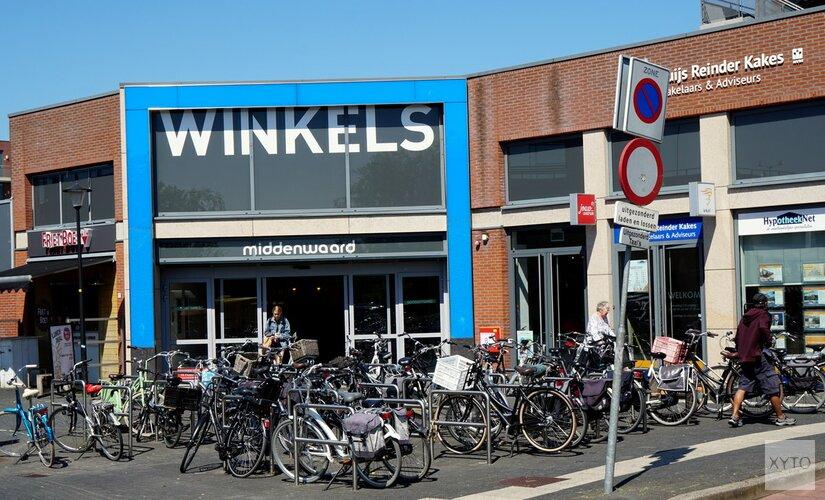 Winkelcentrum Middenwaard elke zondag open