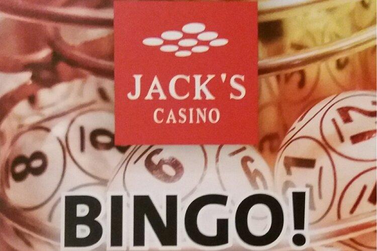 Bingo bij Jack's Casino