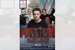 2 november in Palm Beach & Events; Passion