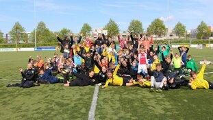 Reiger Boys organiseert weer voetbaldag in herfstvakantie