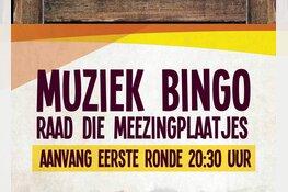 Jubileum Muziek Bingo in Dancing-Partycentrum Marlene