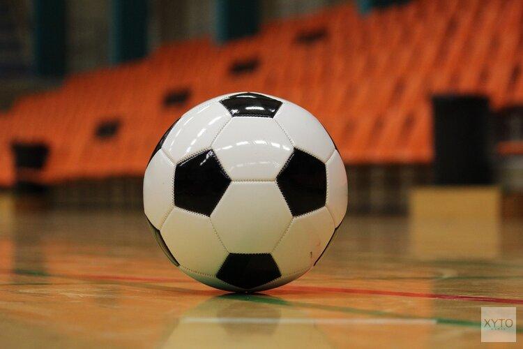 Eerste puntverlies voor FC Marlène