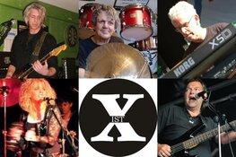 Live muziek met de band X-ist op zaterdag 27 oktober!