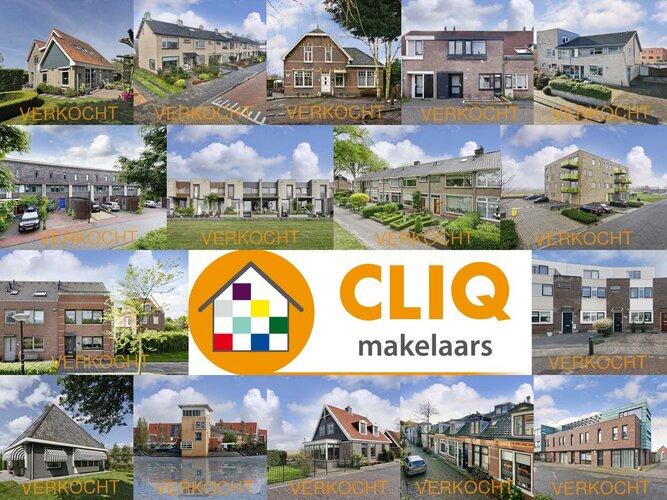 Woning in de verkoop? CLIQ makelaars helpt