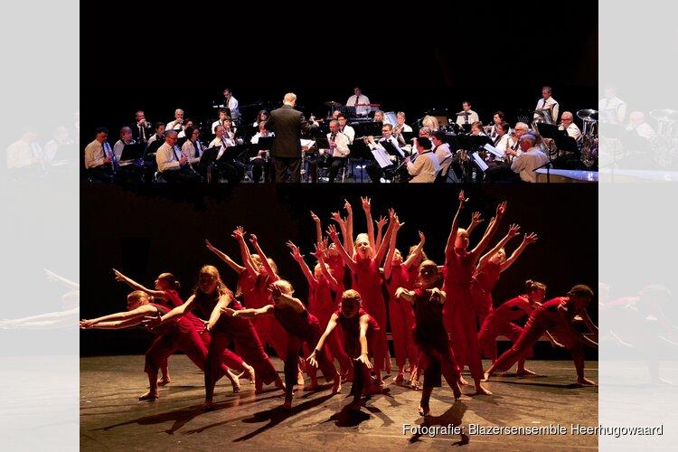 Balletschool danst met live-orkest