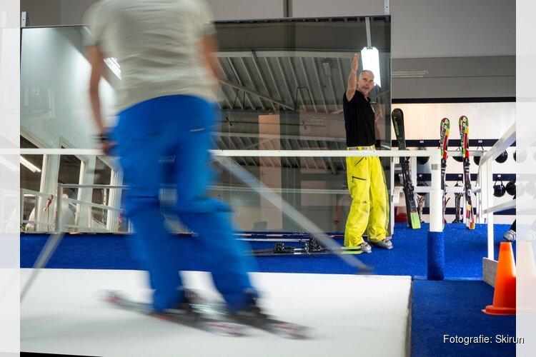 SkiRun: vele meters trainen op de 'eindeloze' piste