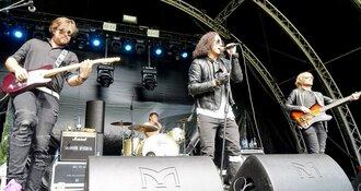 Noord-Hollandse band Moor Park doet mee aan The Voice of Holland