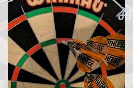 Geen nieuwe stunt Wesley Harms op Grand Slam of Darts