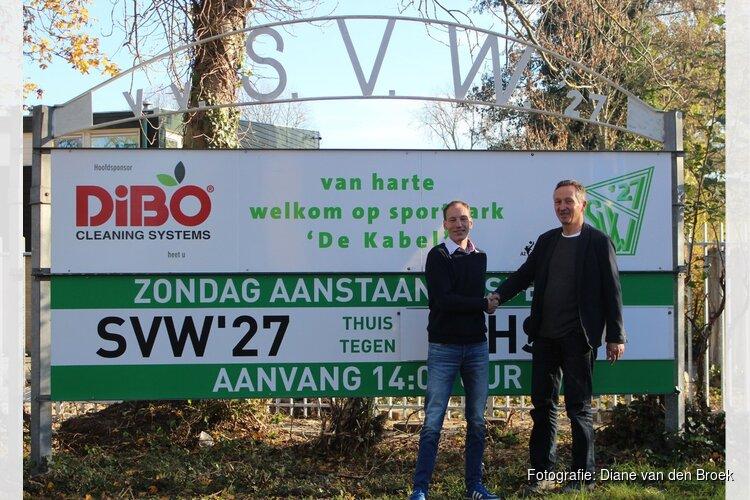 René van Marsbergen nieuwe hoofdtrainer SVW'27