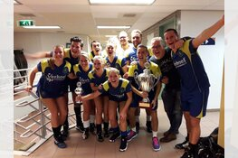 KV Apollo wint Haarlemse Korfbal Week