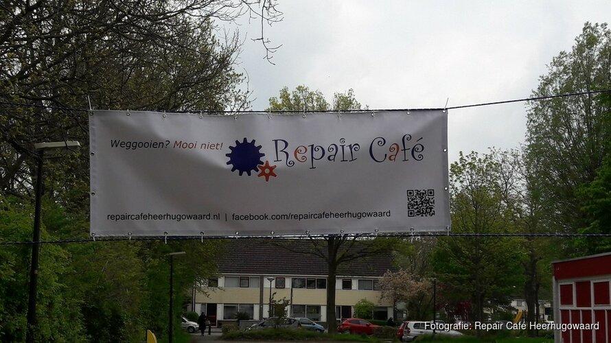 Repair Café Heerhugowaard staat in het teken van Kerst
