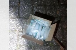 Man aangehouden met fikse portie softdrugs