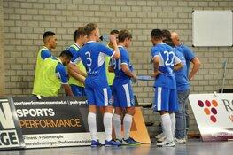 Reserves FC Marlène komen te laat op gang