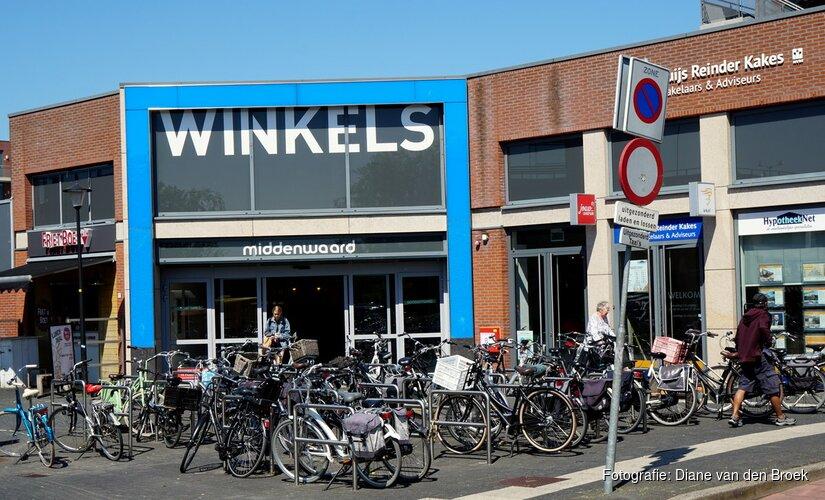 Aantal fietsendiefstallen rondom Middenwaard neemt toe