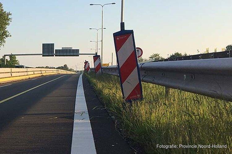 """N242 bij Alkmaar drukste N-weg van ons land: """"Ellende"""""""