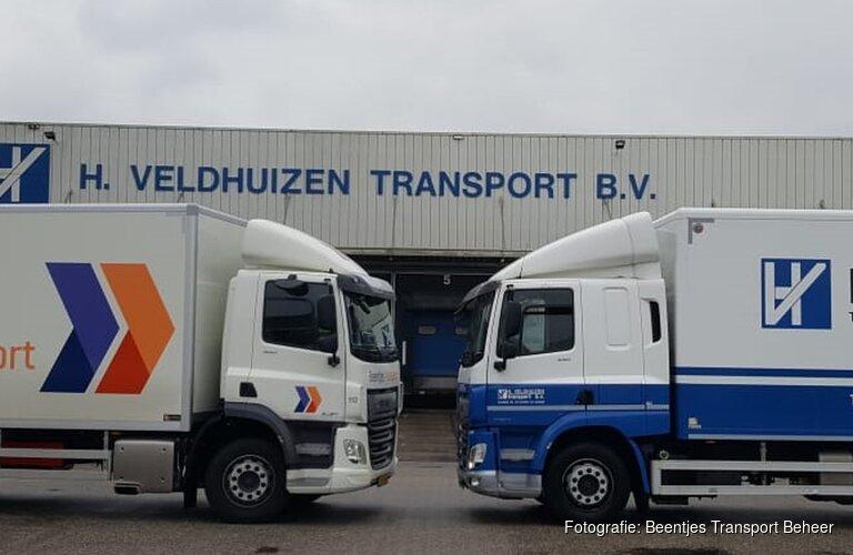 Beentjes Transport neemt Veldhuizen Logistiek over