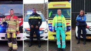 Campagne 'Achter ieder uniform schuilt een mens' van start gegaan