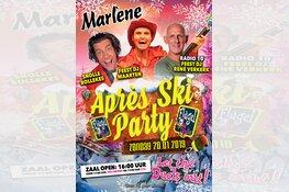 Marléne staat ook in 2019 bol van de feesten