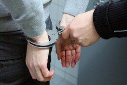 Vier mannen aangehouden na inbraak op bedrijventerrein