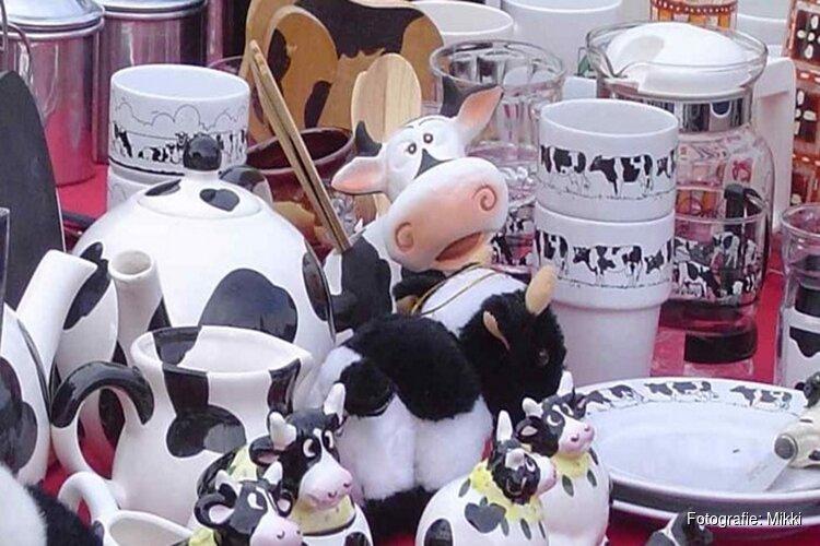 Komende zondag vlooienmarkt in De Draai