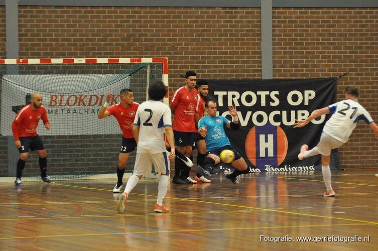 FC Marlène onderuit tegen getergd Hovocubo