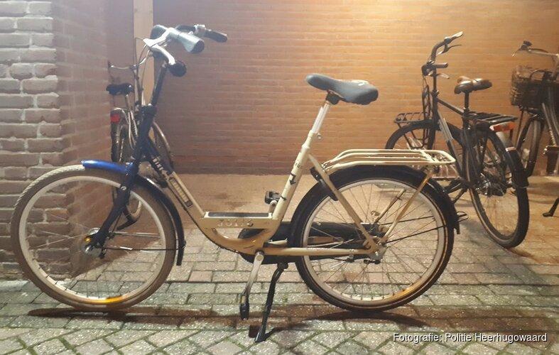 Heerhugowaarder (49) aangehouden met gestolen fiets