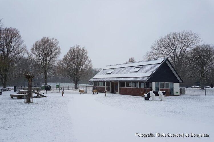 Winterfeest bij Kinderboerderij de Bongelaar