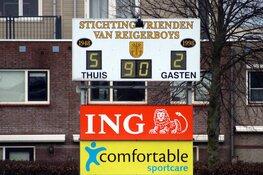 Reiger Boys levert ijzersterke teamprestatie tegen Purmersteijn