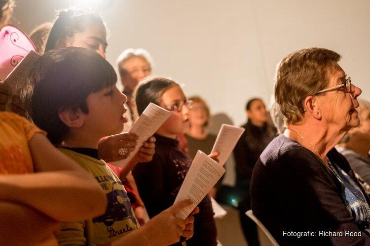 Leer zingend Nederlands tijdens Zing 'es bij Cool kunst en cultuur