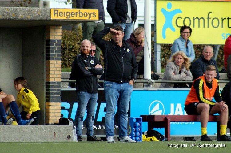 Reiger Boys en hoofdtrainer Raymond Huisman verlengen contract