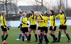 Open trainingen bij Reiger Boys vrouwenvoetbal