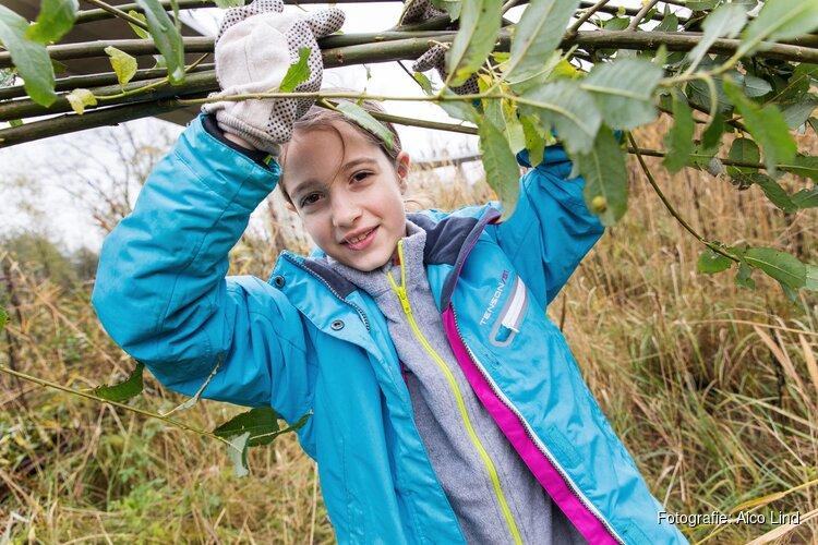 Geld beschikbaar voor goede ideeën van innovatieve groene vrijwilligers