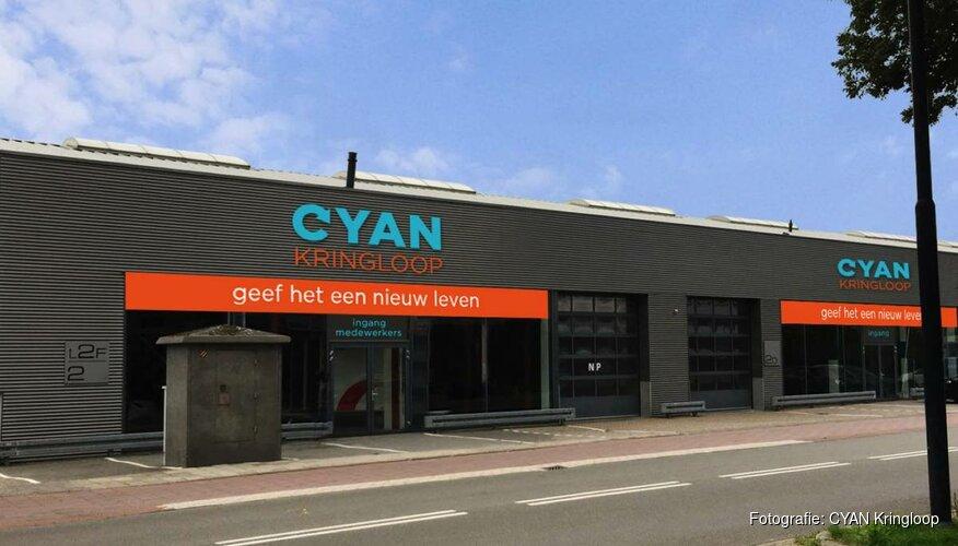 Grote CYAN Kringloop opent zijn deuren in Heerhugowaard.