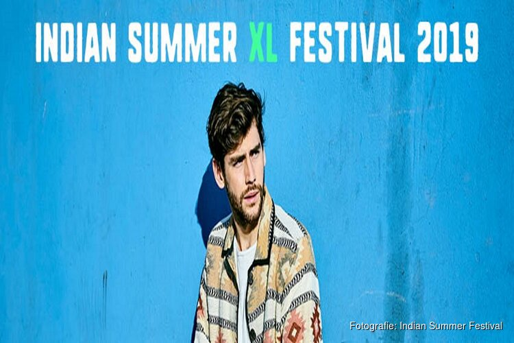 Ook Alvaro Soler komt naar Indian Summer 2019