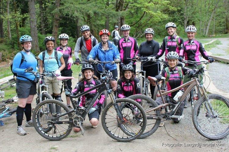 Mountainbike Clinic bij Langedijkeruitje