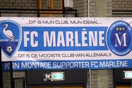 FC Marlène lijkt play-offs niet meer te kunnen ontlopen