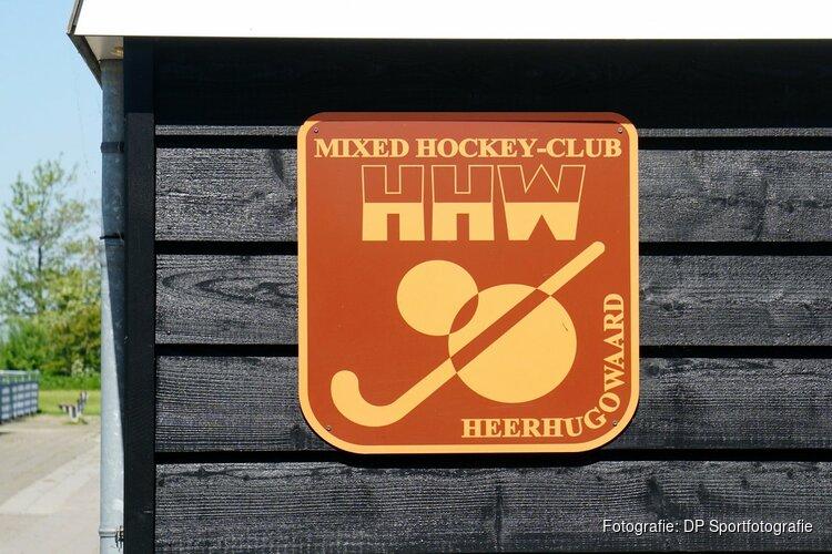 MHC Heerhugowaard: Dames spelen gelijk, heren verliezen