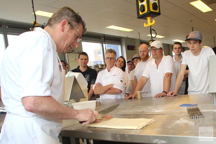 'Ambacht brood bakken dreigt te verdwijnen'  Horizon College stimuleert jongeren voor dit vak te kiezen