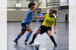 Reiger Boys/Woest overtuigend langs ZVV Den Haag