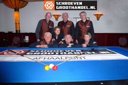 Tweede thuisverlies team Schroevengroothandel.nl
