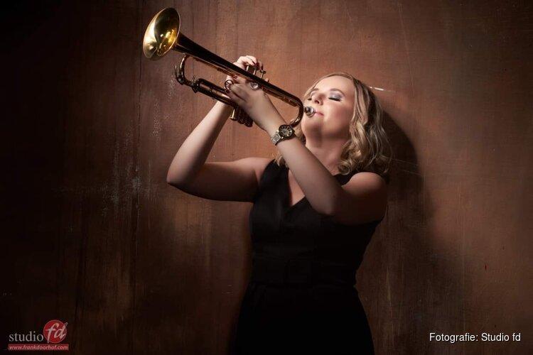 Melissa Venema in concert in Heerhugowaard