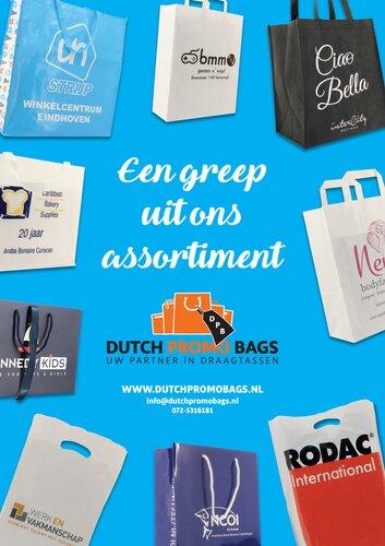 Dutch Promo Bags, Uw partner in draagtassen