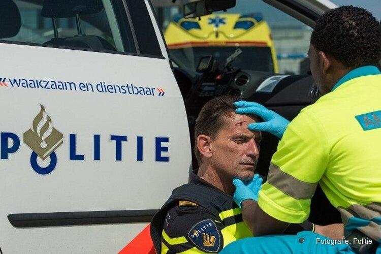 Geweld tegen politie neemt toe, plan voor effectieve strafmaatregelen